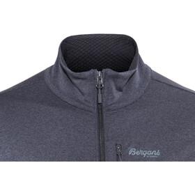 Bergans M's Fløyen Fleece Jacket Dark Navy/Dark Steel Blue